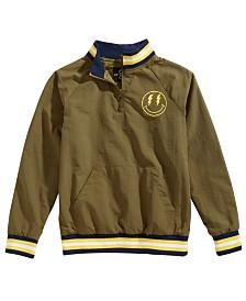Jaywalker Big Boys Varsity Pullover Jacket