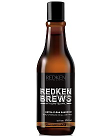 Redken Brews Extra Clean Shampoo, 10-oz., from PUREBEAUTY Salon & Spa