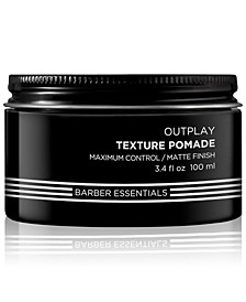 Brews Outplay Texture Pomade, 3.4-oz., from PUREBEAUTY Salon & Spa