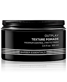 Redken Brews Outplay Texture Pomade, 3.4-oz., from PUREBEAUTY Salon & Spa