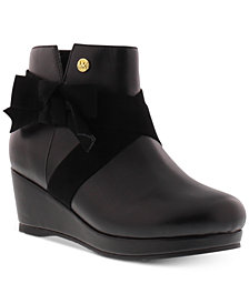 Michael Kors Little & Big Girls Cate Katie Booties