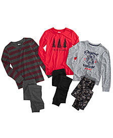 Epic Threads Boys Big Boys  Graphic Shirts & Pants Separates, Created for Macy's