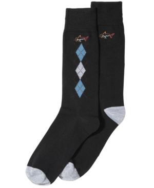 Vintage Men's Accessories Greg Norman Mens 2-Pk. Argyle Dress Socks Created for Macys $9.99 AT vintagedancer.com