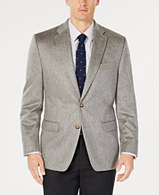 Lauren Ralph Lauren Men's Classic-Fit UltraFlex Stretch Melange Cashmere Sport Coat