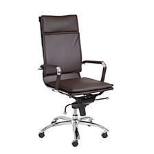Gunar High Back Office Chair, Quick Ship