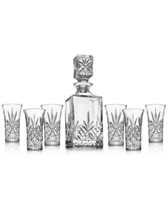 Dublin 7-Pc. Spirits Set