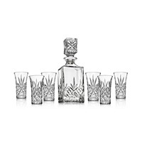 7-Pieces Godinger Dublin Spirits Set