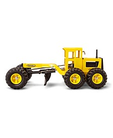 Toys - Tonka Classic Steel Tough Grader