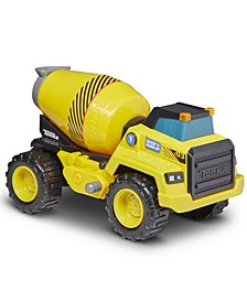 Toys - Tonka Power Movers Cement Mixer