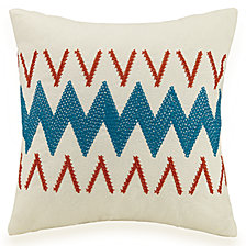 "Jessica Simpson Caicos 16""x16"" Decorative Pillow"