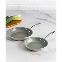 Goodful 2 Piece Fry Pan Set