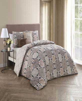 Greer 5 Pc Queen Comforter Set