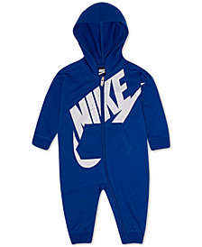 Nike Baby Boys Play All Day Hooded Coverall