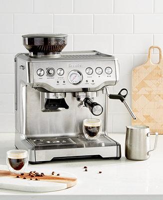 BES870XL The Barista Express Espresso Maker