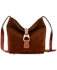 Dooney & Bourke Crossbody Suede  Hobo