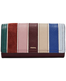 Fossil Logan Flap Wallet