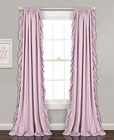 """Reyna 84"""" x 54"""" Window Curtain Set"""