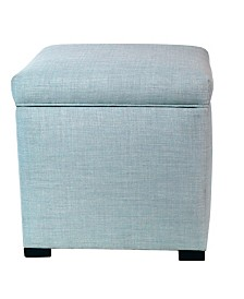 MJL Furniture Designs Tami Upholstered Storage Ottoman