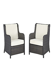 Home Styles Riviera Conversation Chairs (Set of 2)