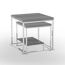 Lucia Nesting Table Set, Quick Ship