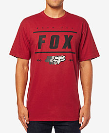 Fox Men's Team 74 Logo Graphic T-Shirt