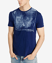 338b1490c84a Buffalo David Bitton Men s Tovere Graphic T-Shirt