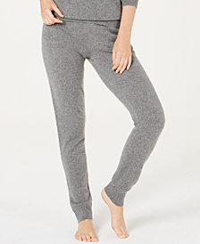 Charter Club Cashmere Pajama Pants, Created for Macy's