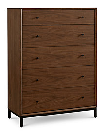 Oslo 5 Drawer Chest, Created for Macy's