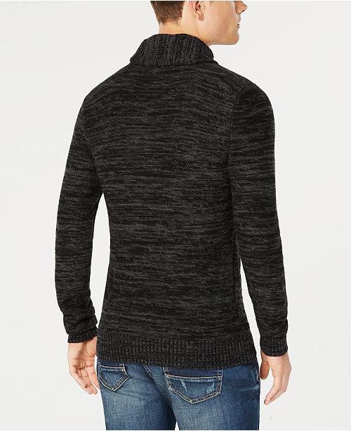 874e83ac2707 American Rag Men s Jacquard Shawl-Collar Sweater
