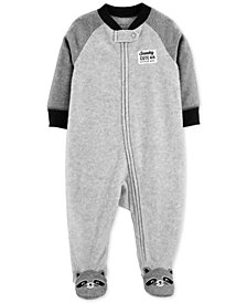 Carter's Baby Boys Footed Coverall