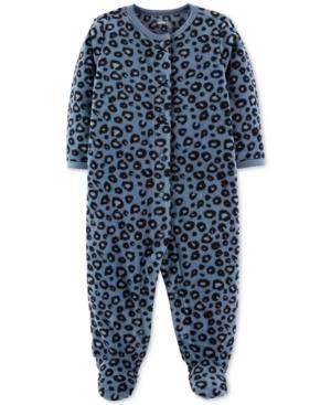 Carter's Baby Girls Cheetah-Print...