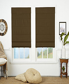Insulating Cordless Roman Shade, 49x72
