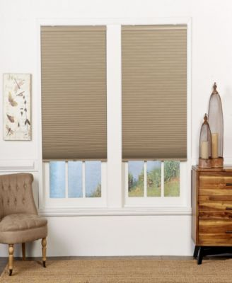 Cordless Blackout Cellular Shade, 39.5x72