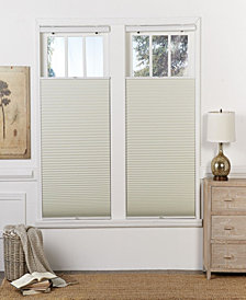 Cordless Blackout Top Down Bottom Up Shade,  33x64