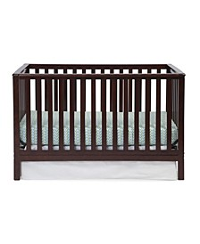 Hillcrest 4 in 1 Fixed Side Convertible Crib