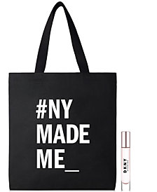 DKNY Stories Eau de Parfum Purse Spray, 0.24-oz. + Tote Set, Created for Macy's - Only $30 with any DKNY purchase!
