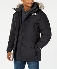 The North Face Men's Big & Tall McMurdo Parka