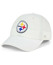 Pittsburgh Steelers CLEAN UP Strapback Cap