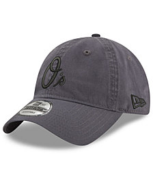 New Era Baltimore Orioles Graphite 9TWENTY Cap
