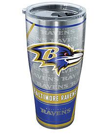 Tervis Tumbler Baltimore Ravens 30oz Edge Stainless Steel Tumbler