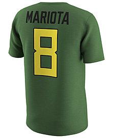 Nike Men's Marcus Mariota Oregon Ducks Name and Number T-Shirt