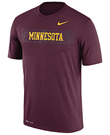 Nike Men's Minnesota Golden Gophers Legend Staff Sideline T-Shirt