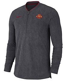 Men's Iowa State Cyclones Coaches Quarter-Zip Pullover 2018