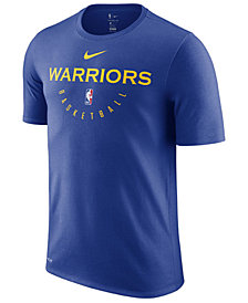 Nike Men's Golden State Warriors Practice Essential T-Shirt