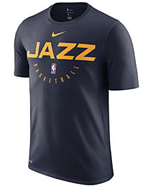 Nike Men's Utah Jazz Practice Essential T-Shirt