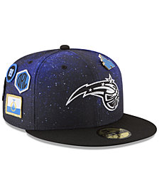 New Era Orlando Magic City On-Court 59FIFTY FITTED Cap