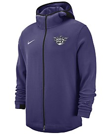 Nike Men's Phoenix Suns Dry Showtime Full-Zip Hoodie