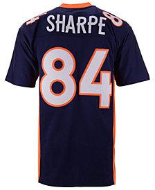 Mitchell & Ness Men's Shannon Sharpe Denver Broncos Replica Throwback Jersey