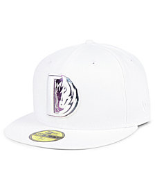 New Era Dallas Mavericks Iridescent Combo 59FIFTY FITTED Cap