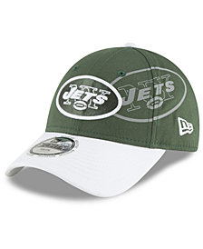New Era Boys' New York Jets Side Flect 9FORTY Cap